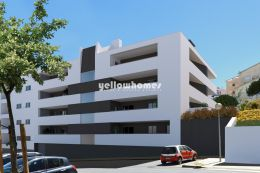 Newly built 2-bed apartments with large balconies in...